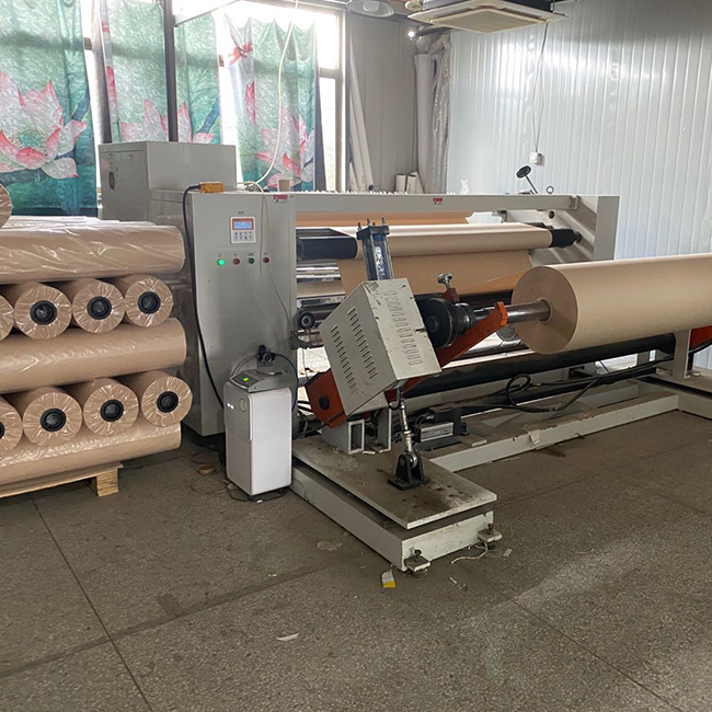 Jumbo Roll Paper Slitting Machine
